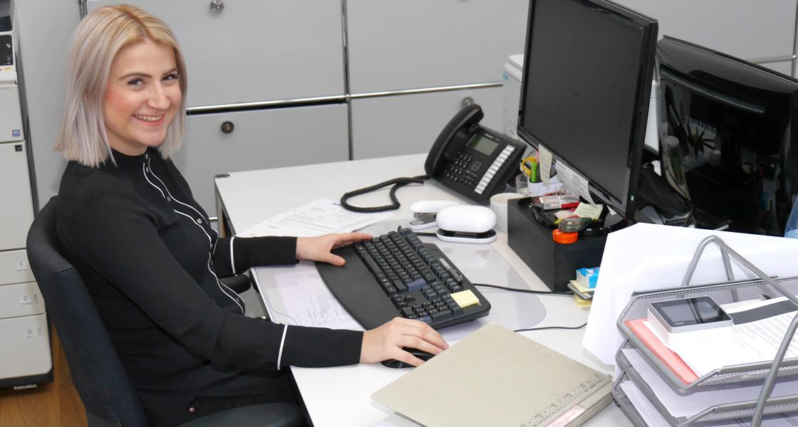 Sarah Kohn  (Büroleitung)