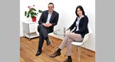 Dr. Ralf Els und Dr. Christina Alexa Bongartz